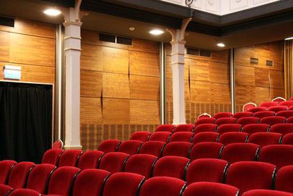 劇場の観客席