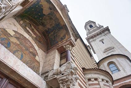ヴェローナの教会