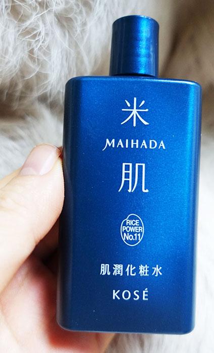 米肌肌潤化粧水
