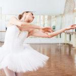 踊るバレリーナ